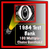 1984 Test Bank 100 Questions!
