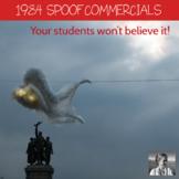 1984 Unit Activity: Apple vs. Motorola Spoof Commercials