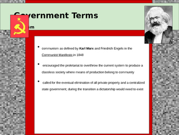1984 and Orwell Background Notes Presentation