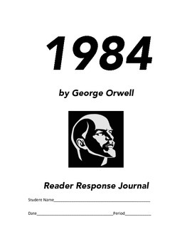 1984 reader response journal