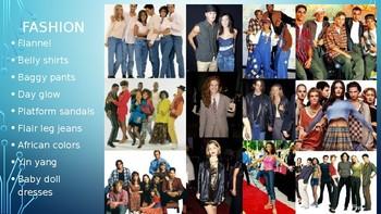 1990s American Popular Culture