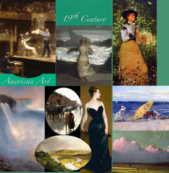 Nineteenth Century America Art History - FREE POSTER