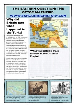 19th Century Europe: The Eastern Question