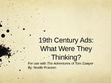 19th Century Quack Ads PowerPoint