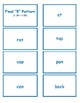1st Grade 1.30-1.59 Final E Pattern Cards (Aligned to American Reading Co IRLA)