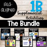 1B IRLA BUNDLE! Sight Word Games and Interactive Digital Games!