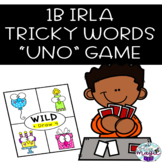 1B Tricky Words UNO-Inspired GAME