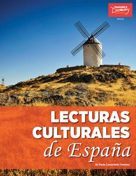 1B6026 Lecturas culturales de España Reader