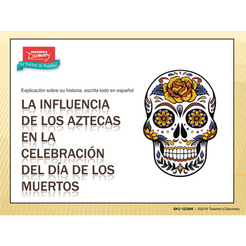 1E2088DL Aztec Influence on Day of the Dead PDF Presentation