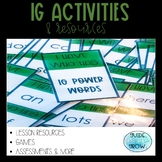 1G Activities & Resources