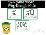 1G Power Word Play Dough Mats
