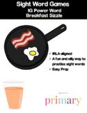 1G Power Word Breakfast Sizzle