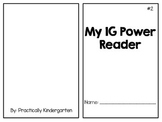 #2 1G Power Word Reader Builds Fluency and Connects Knowle