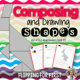 1.G.1 & 1.G.2 Composing and Drawing Shapes