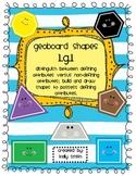 1.G.1 Geoboard Fun