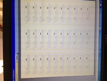 1G1 Yellow average level label math and writing
