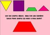 1.G.2 Compose Shapes