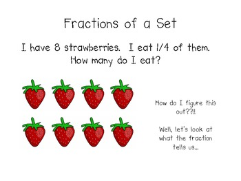 1.G.3 - Common Core Fractions PowerPoint