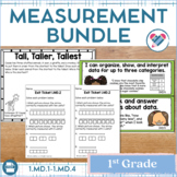 Measurement Bundle 1st Grade
