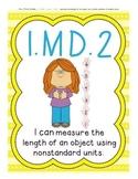 1.MD.2 Non Standard Measurement