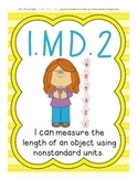 1.MD.2 Non Standard Measurement