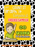 1.MD.4 Graphing NO Prep Printables Freebie