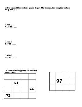 1.NBT Practice pages