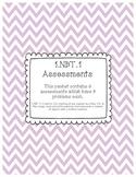 1.NBT.1 Assessment