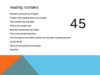 1.NBT.1 Common Core First Grade Math - Number Sense to 120