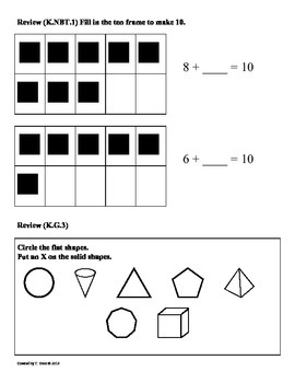 (1.NBT.1) Count to 120 - 1st Grade Common Core Math Worksheets