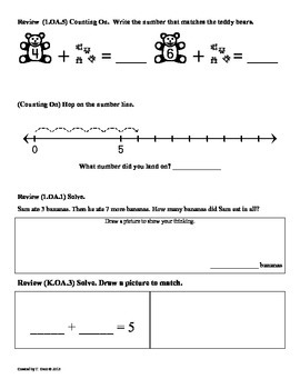 (1.NBT.1) Count to 30 -1st Grade Common Core Math Worksheets-1st 9 Weeks