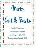 1.NBT.1 Numeral Cut and Paste