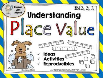 1.NBT.2 Understand Place Value {Ideas, Activities, Printables}