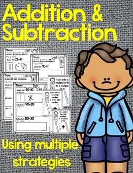 1.NBT.4 1.NBT.6 Addtion and Subtraction