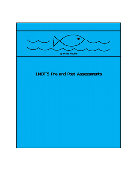 1NBT5 Pre and Post Assessment Bank
