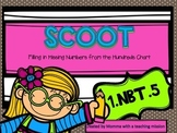 1.NBT.5 SCOOT Adding 1 or 10 or subtract 1 or 10 to any number within 120