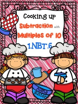 1.NBT.6 Subtraction with Multiples of 10