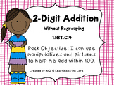1.NBT.C.4 2 Digit Addition WITHOUT Regrouping
