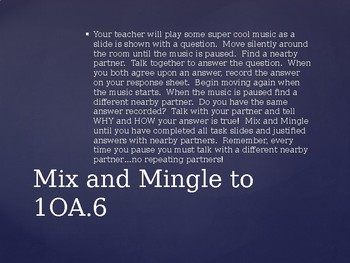 1OA.6 Mix and Mingle