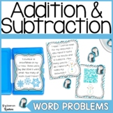 Winter Addition and Subtraction Word Problems to 20