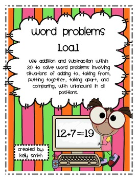 1.OA.1 Word Problems