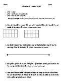 1.OA.2, 1.OA.4, 1.OA.6 math worksheet