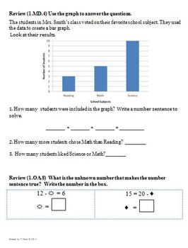 (1.OA.3) Adding 3 Numbers -1st Grade Common Core Math Worksheets-4th 9 Weeks