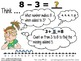 1.OA.4 Addition and Subtraction Strategy Poster and Practice Sheets
