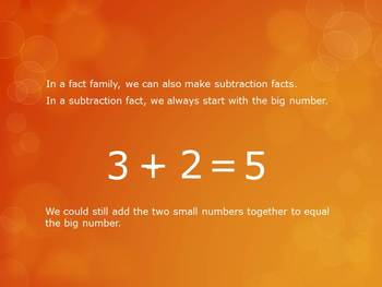 1.OA.4 CC First Grade Math Subtraction as Unknown Addend ADDITIONAL LESSON
