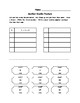 1OA6 - Near Doubles Activities, Games and Worksheets