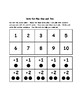1OA6 - Plus or Minus One or Two - Games, Activities and Worksheets