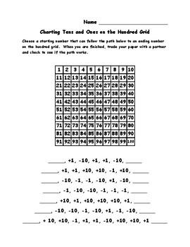 1OA6 - Plus or Minus Ten - Activities, Games and Worksheets