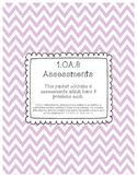1.OA.8 Assessments