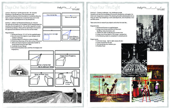 1PT Perspective Project Packet